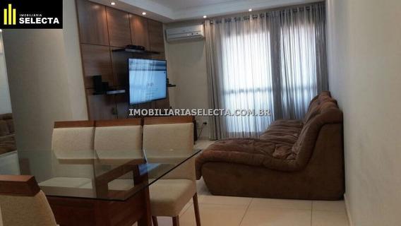 Apartamento 3 Quartos Para Venda No Bairro Vila Imperial Em São José Do Rio Preto - Sp - Apa3431