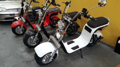 Scooter Elétrico Harley 2000w Com Nota Fiscal E Garantias