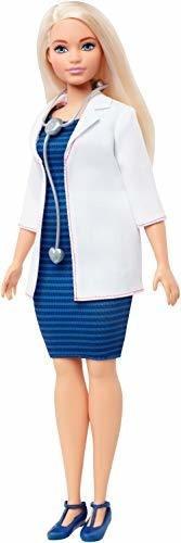 Barbie Doctor Muñeca Multicolor