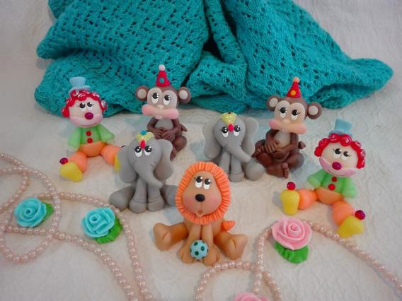 Souvenirs Animalitos Circo Nacimiento Cumpleaños
