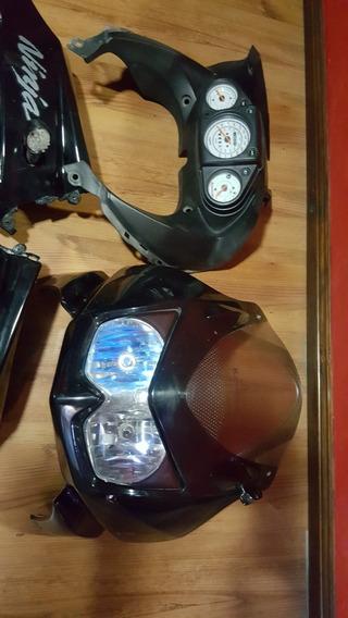 Kawasaki Ninja 250r Carenado Completo Como Nuevo