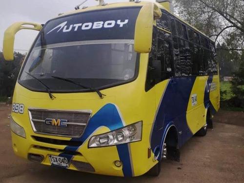 Autobus Chevrolet Npr