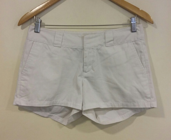 Short Blanco Gap Talle 2