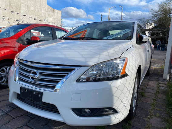 Nissan Sentra 1.8 Advance Cvt 2016