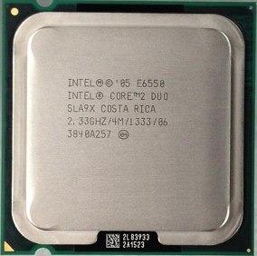 Proc.core 2 Duo E6550 2.33ghz 4m Lga 775