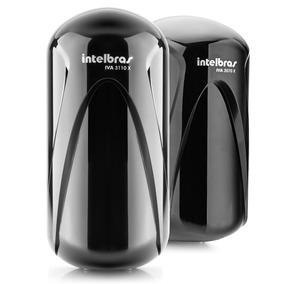Sensor Barreira Intelbras 110 Mt Iva 3110 X Duplo Feixe Full