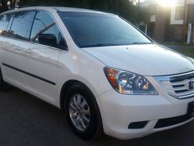 Honda Odyssey 3.5 Lx Minivan At 2008
