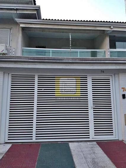 Casa Com 4 Dormitórios Para Alugar, 160 M² Por R$ 3.500/mês - Boqueirão - Praia Grande/sp - Ca0032
