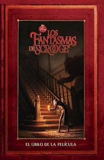 Disney Libro Película Los Fantasmas Scrooge Original Nuevo