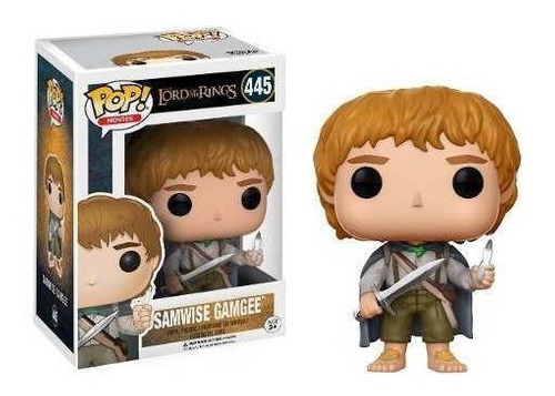 Funko Pop 445 Sam  The Lord Of The Rings