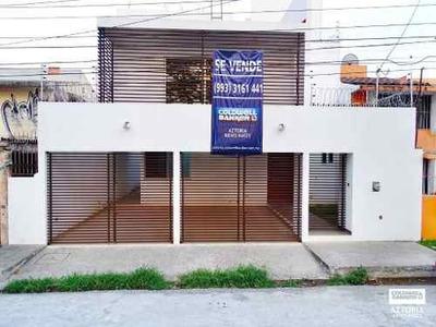 Casa En Venta, Centro, Tabasco
