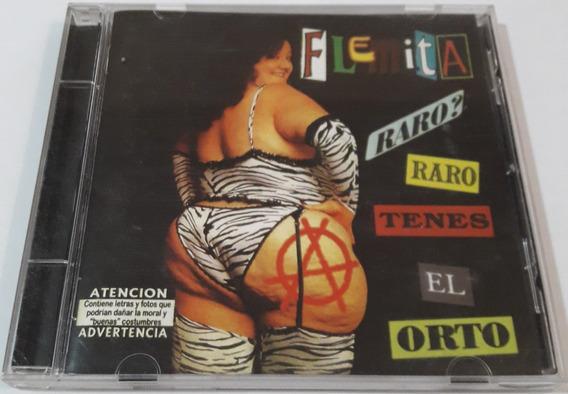 Flemita - Raro ( Cd ) Pinhead Flema Ricky Espinosa