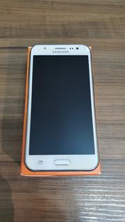 Celular Samsung Galaxy J5 Duos 16gb Branco Usado