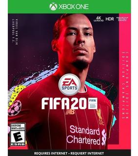 Fifa 20 Xbox One Juego Físico Nuevo Oferta Surfnet Store