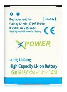 Bateria Reemplazo Samsung Galaxy S4 Mini I9190 I9198