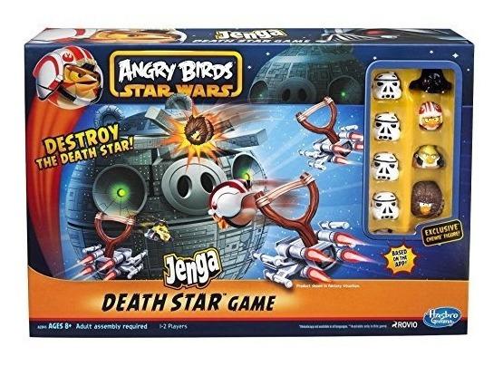Angry Birds Star Wars Combate Vainas Jenga Estrella De La Mu