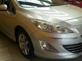 Peugeot 408 2.0 Allure Flex Cambio Automatico + Dvd + Couro