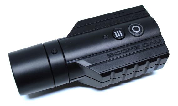 Câmera Scopecam Airsoft Kill Cam
