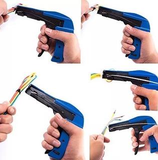 Pinzas De Tensión Para Apretar Cinchos De Plástico 2.4 A 9mm