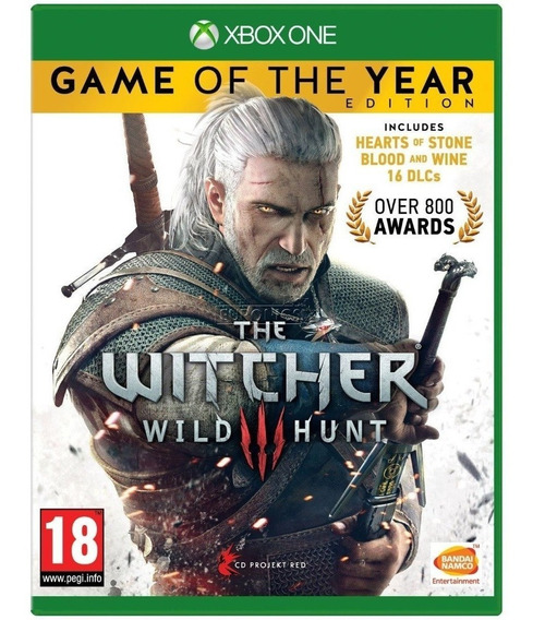 Jogo The Witcher 3:wild Hunt Complete Edition - Xbox One