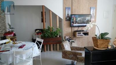 Apartamento A Venda No Bairro Encruzilhada Em Santos - Sp. - 624-22167