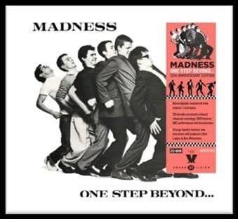 Cd E Dvd Madness One Step Beyond Edição 35º Aniversário