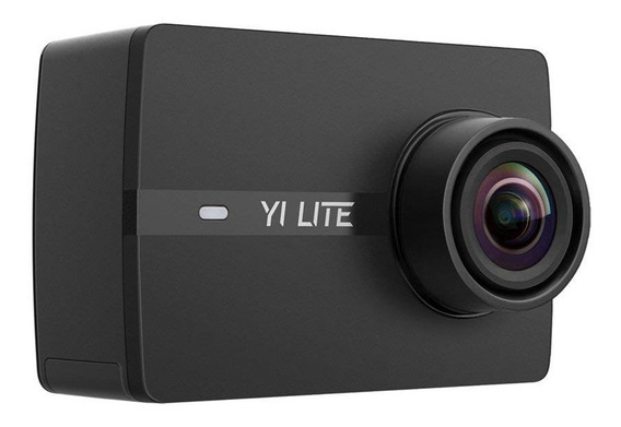 Camera Xiaomi Yi Lite 4k 16mp + Case Mergulho + Cartão 64gb
