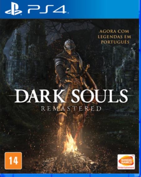 Dark Souls Remastered Ps4 Física Original Playstation 4