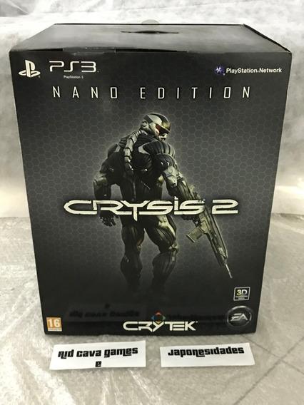 Crysis 2 Nano Edition Ps3