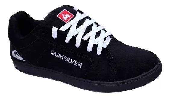Tênis Quiksilver Promoção Lançamento 2019 Skate