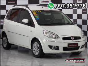 Fiat Idea 1.6 Mpi Essence 16v Flex 4p Automatizado