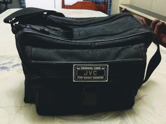 Filmadora Jvc Compact Vhs (precisa-se De Bateria)