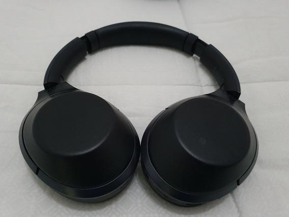 Fone Sony Mdr1000x Bluetooth Com Melhor Cancelamento Ativo De Ruído - Anc - Melhor Preço