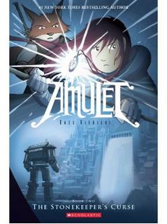 Amulet #2: The Stonekeeper