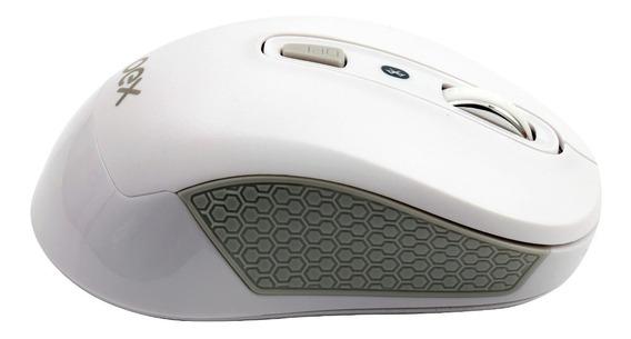 Mouse Óptico Motion Bluetooth 3.0 Ms406 Branco 1600 Dpi Oex
