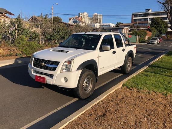 Chevrolet Dmax 2.5 Dcab 4x4 2014