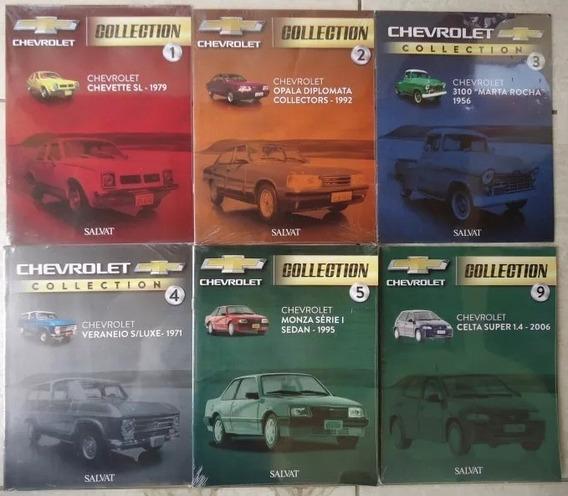 Fasciculo Chevrolet Collection Revista Avulsa Valor Unitario