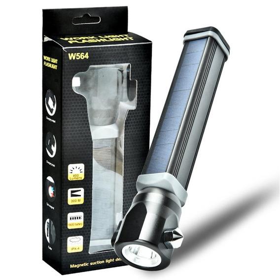 Lanterna De Segurança Martelo Led Luz Xenon Lanterna Ao Ar