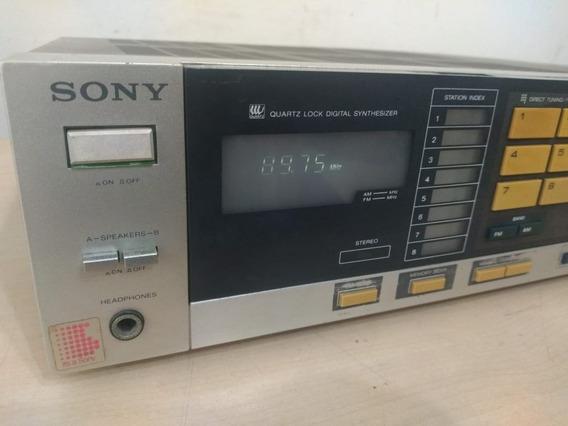 Receiver Sony Str- Vx30 - Legato Linear - Em Perfeito Estado