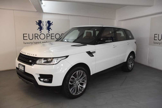 Land Rover Range Rover Sport 2016 3.0 Hse At 340 Hp