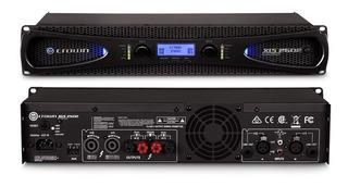 Crown Xls 2502 Potencia Amplificador Digital 2400 W 2ohms