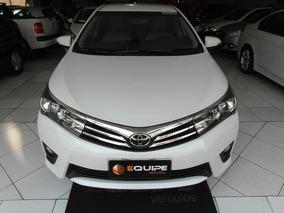 Toyota Corolla Sedan Xei 1.8 16v(aut.) 4p 2017