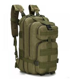 Mochila Tática Militar 30 L Profissional 3d