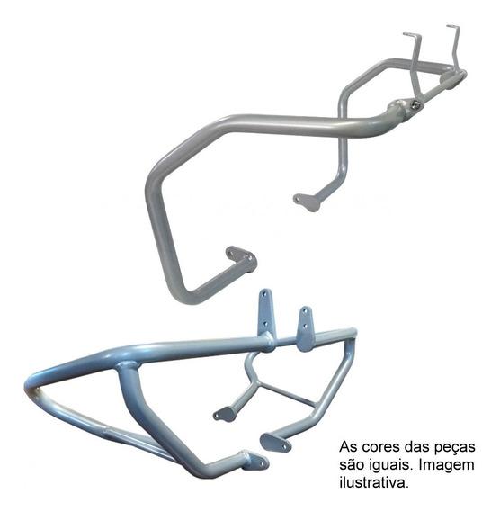Protetor Lateral Start Completo Bmw R1250gs 1250 Gs Cinza