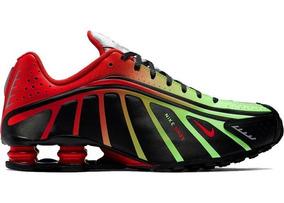 newest 04ea1 8c0c5 Nike Shox R4 Original Neymar Super Barato!