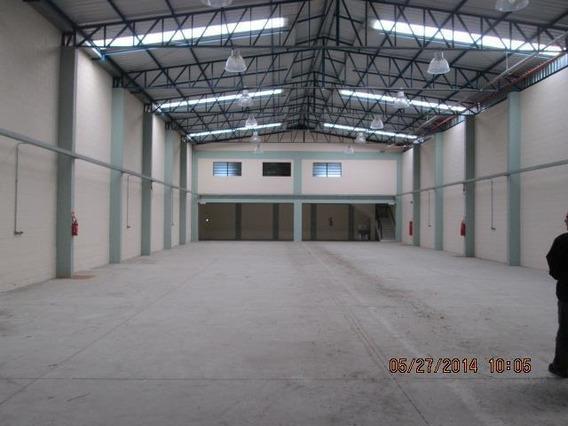 Galpão Para Alugar, 950 M² Por R$ 8.000,00/mês - Batistini - São Bernardo Do Campo/sp - Ga0036