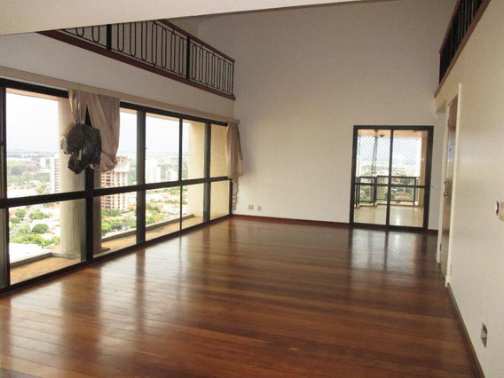 Cobertura Em Centro, Araçatuba/sp De 470m² 4 Quartos À Venda Por R$ 1.380.000,00 - Co82560