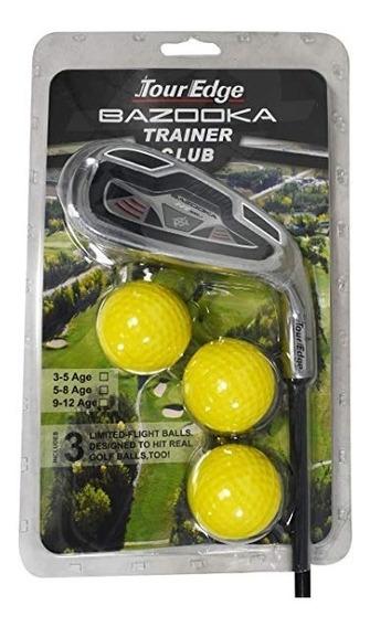 Set De Golf Entrenamiento Junior 3-5 Buke Golf