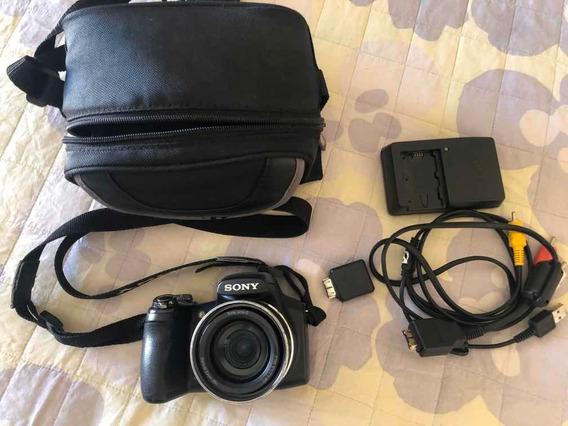 Câmera Semi-profissional Sony Dsc-hx1