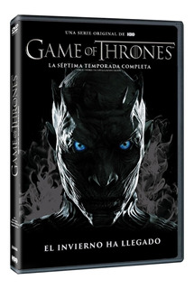 Game Of Thrones Septima Temporada 7 Serie Dvd Juego De Trono